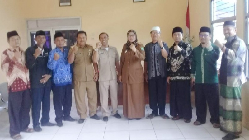 NU Dawuan Subang Dorong Pengajian Rutin di Lingkungan Pemerintah Kecamatan
