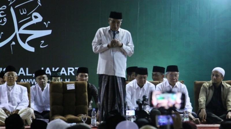 Kiai Said Jelaskan Asal-usul Peringatan Maulid Nabi Muhammad