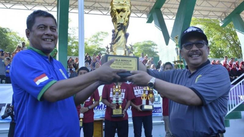 Sejarah Baru, Turnamen Sepak Bola Piala Menteri Agama Digelar