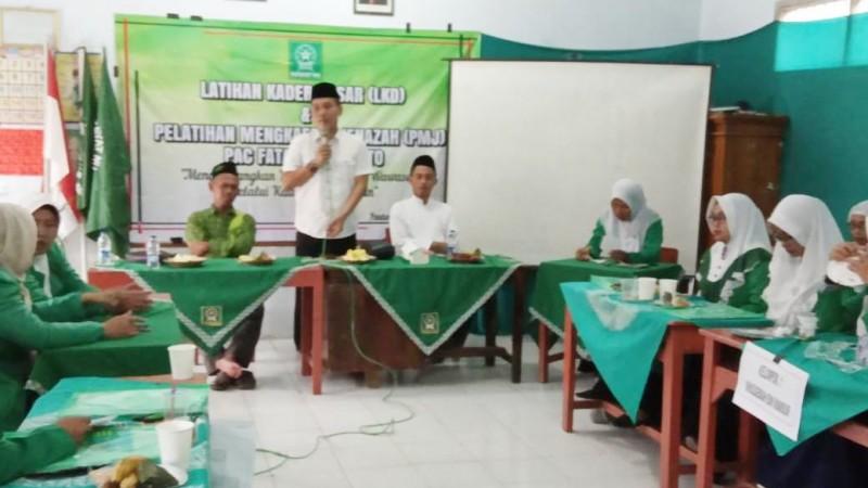 LKD Fatayat untuk Hasilkan Kader Militan