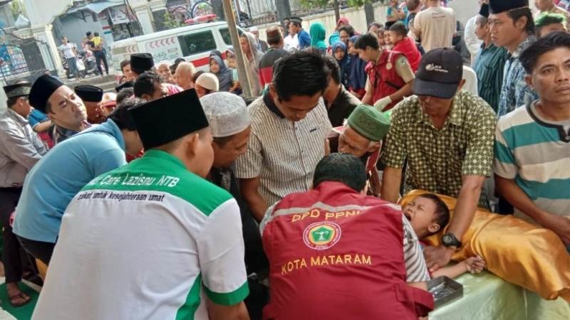 Maulid Nabi, NU Care NTB Khitanan Massal di 3 Lokasi