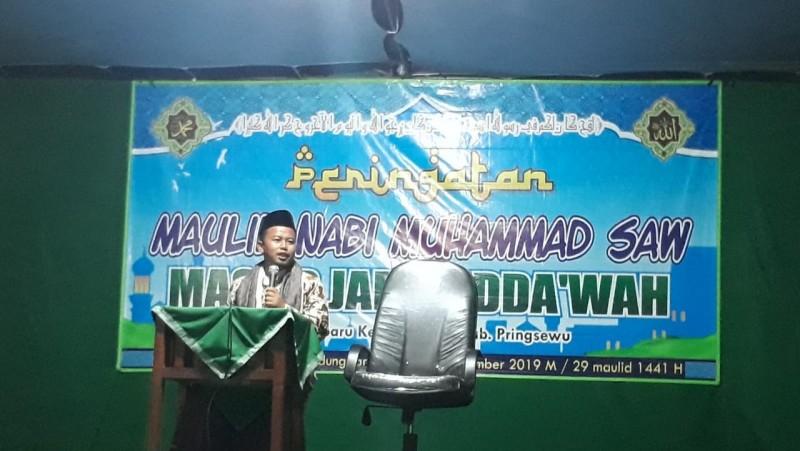 Penguatan Masjid Harus Jadi Program Utama Pengurus Ranting NU