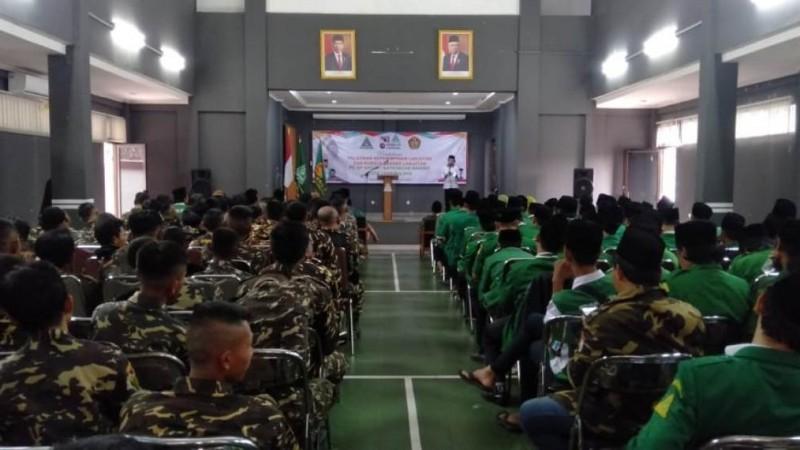 GP Ansor Kota Tasikmalaya Adakan PKL dan Susbalan