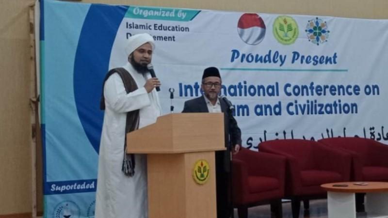 Isi Seminar di Jakarta, Habib Ali Zainal Abidin Al-Jufri Ungkap Dakwah Wali Songo