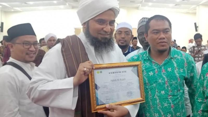 Hidup dalam Keberagaman, Habib Ali Al-Jufri Puji Karakter Muslim Indonesia