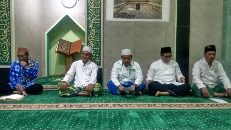 Lailatul Ijtima di Sidoarjo Kokohkan Ukhuwah Nahdliyah