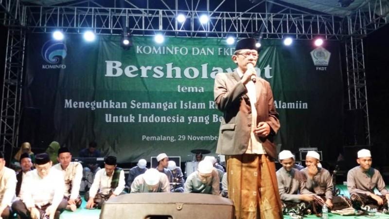 Tantangan Islam Saat Ini Terus Menebar Keselamatan
