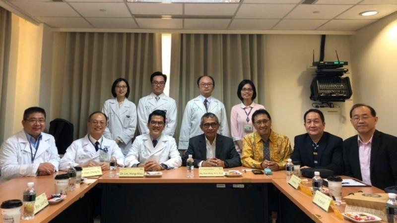 PBNU Kerja Sama Pendidikan dan Kesehatan dengan NTU Taiwan
