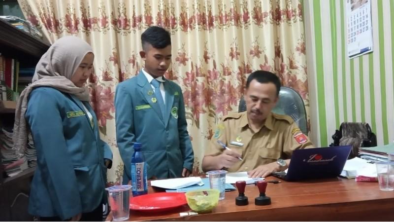 Bentuk Komisariat di Madrasah, IPNU-IPPNU Lampung Barat Buat MoU dengan Kemenag