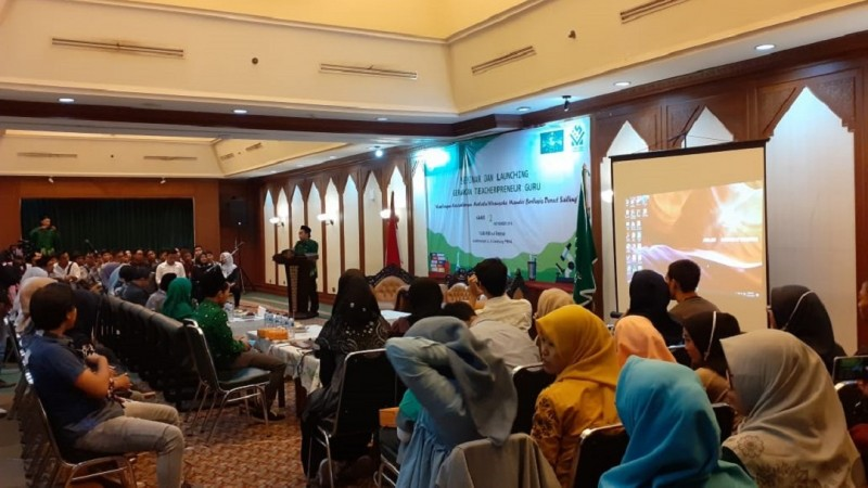 PP Pergunu Gelar Seminar dan Peluncuran Gerakan Teacherpreuner