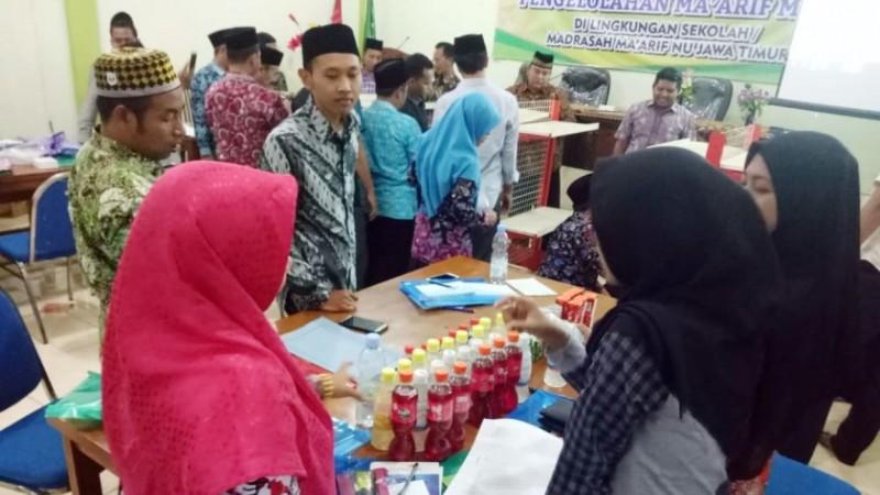 Pelatihan Ma'arif Mart, Solusi Pengelolaan Usaha di Madrasah