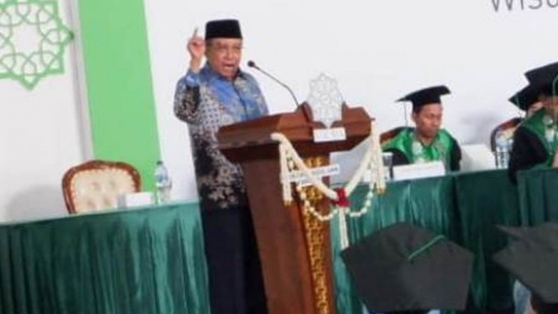 Kiai Said: Omong Kosong Bela Islam Tanpa Pengetahuan