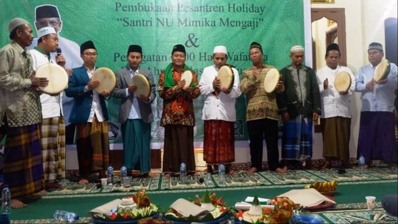 'Pesantren Holiday', Ikhtiar Melahirkan Kader NU di Bumi Papua