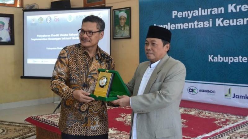 Pesantren KHAS Kempek Cirebon Jadi Percontohan Keuangan Syariah