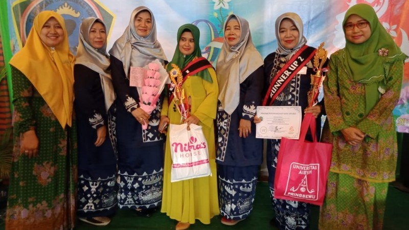 Tiga Kader Muslimat NU Borong GOW Award Kabupaten Pringsewu