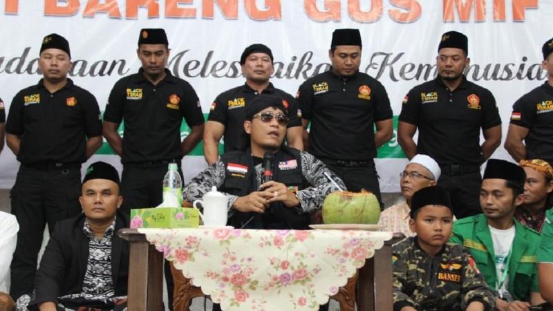 GP Ansor Malaysia Gelar Peringatan Haul Gus Dur Ke-10