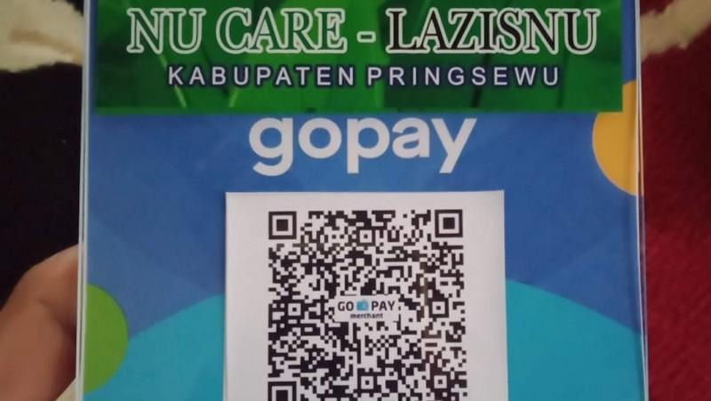 Cara LAZISNU Pringsewu Sosialisasikan Kode QRIS Koin NU Digital