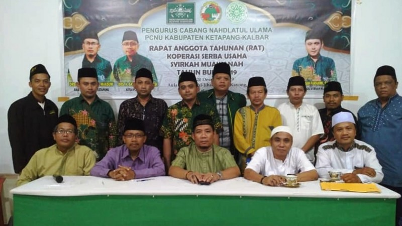 Ketua NU Ketapang: Jamiyah Miliki Tanggung Jawab Sosial