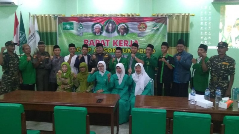 Dakwah dan Pemberdayaan Anggota Jadi Program Prioritas Ansor Sumobito Jombang