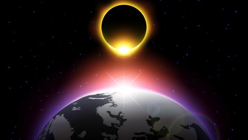 Khutbah Gerhana Matahari: Semesta Raya dan Keagungan Allah SWT