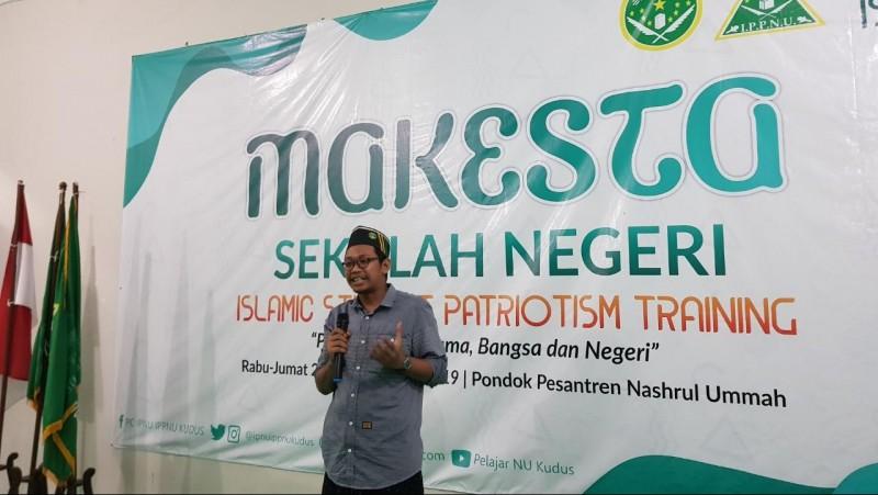 PP IPNU Selenggarakan Makesta Unggulan Sekolah Negeri di Tiga Kabupaten