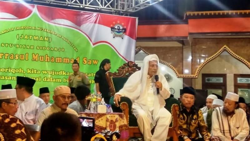 Habib Luthfi Jelaskan Pentingnya Perayaan Haul