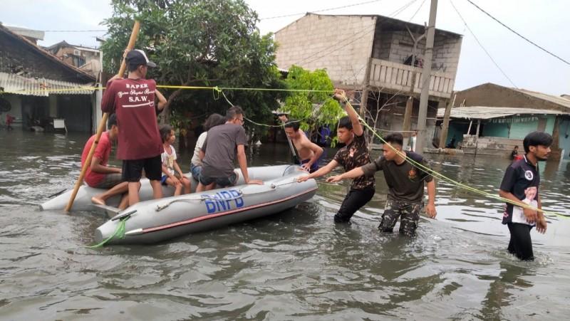 Banjir Tanpa Ansor dan Banser