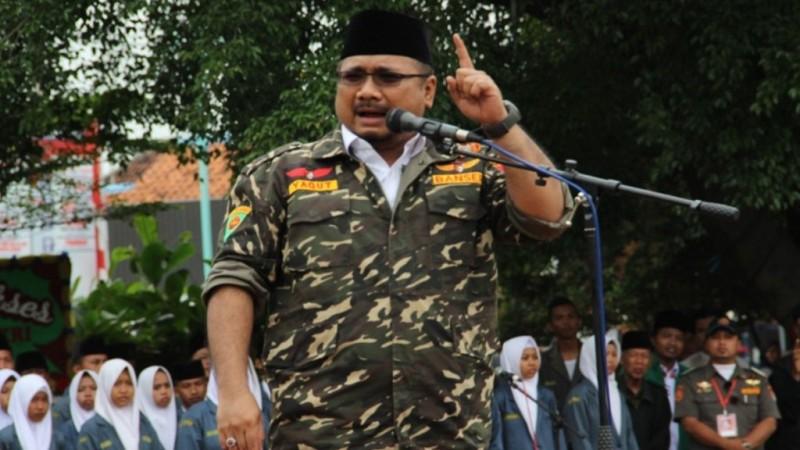 GP Ansor Kutuk Aksi Biadab Pembunuhan dan Pembakaran Rumah