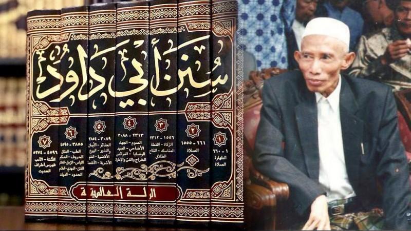 Sanad Kitab 'Sunan Abi Dawud' KH Sahal Mahfudh