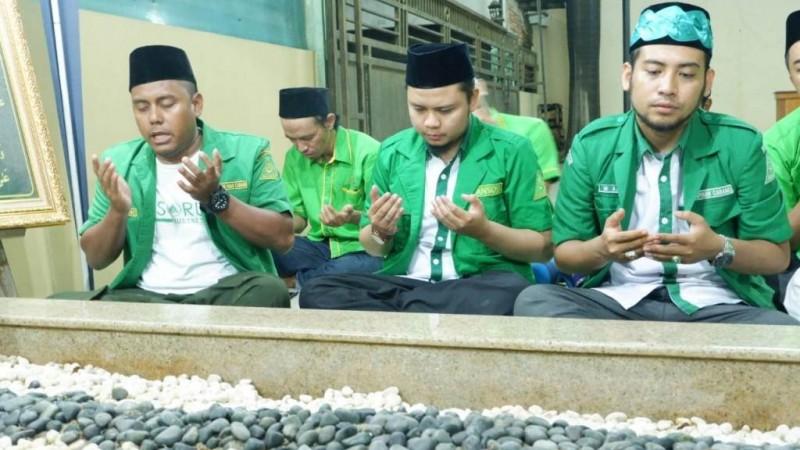 PKD GP Ansor di Jaksel Gali Spiritualitas Ulama Betawi dan Nasionalisme