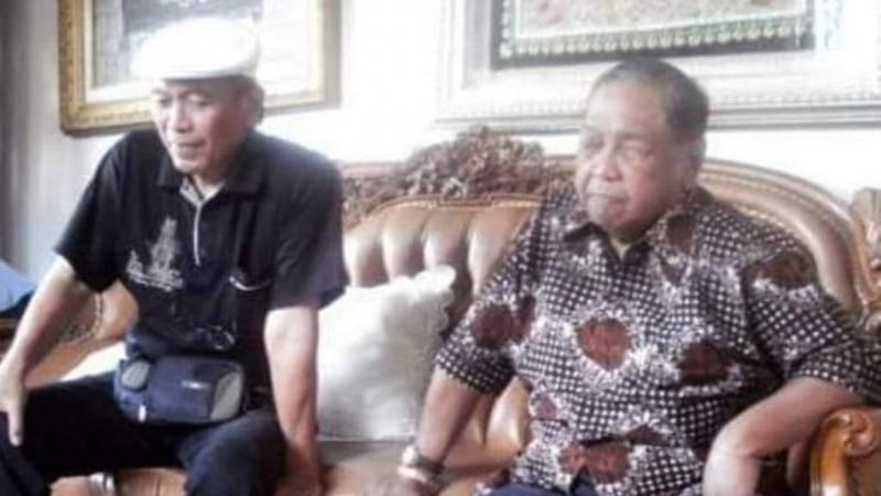 Putu Wijaya dan Gus Dur