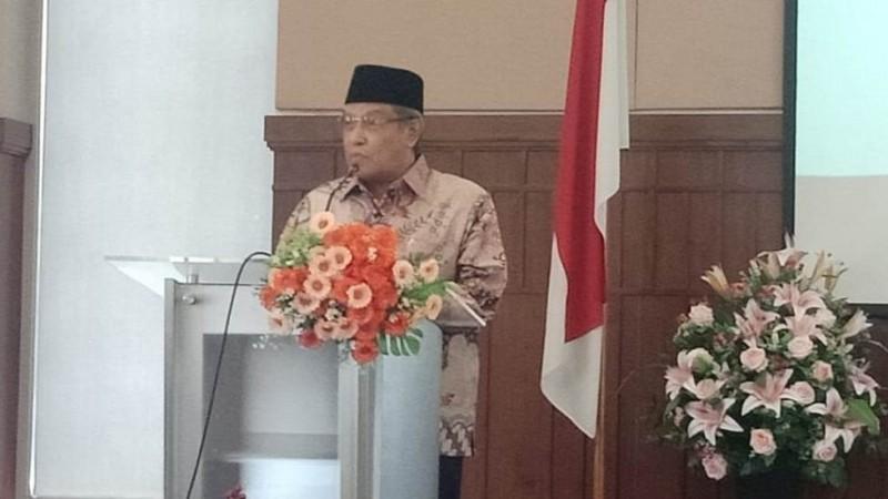 Kiai Said Tegaskan di Indonesia Tak Akan Terjadi Benturan Peradaban