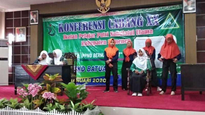 Ketua Terpilih IPPNU Sumenep Akan Maksimalkan Kaderisasi