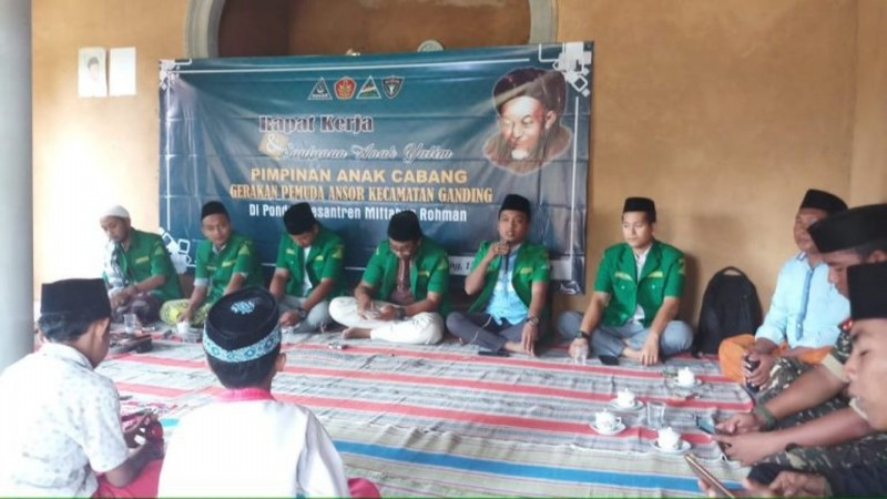 GP Ansor Sumenep Fokus Penguatan Jam'iyah dan Pemberdayaan Jama'ah