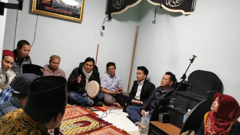 Sekjen PBNU Kunjungi Masjid Kabukicho di Tempat Hiburan Malam Jepang