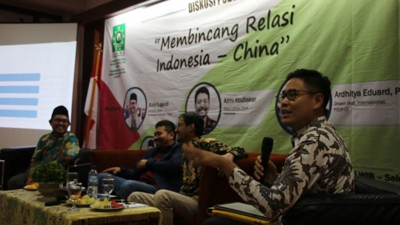 Indonesia dan Tiongkok PerluInteraksi Lebih Dekatuntuk Hindari Salah Paham
