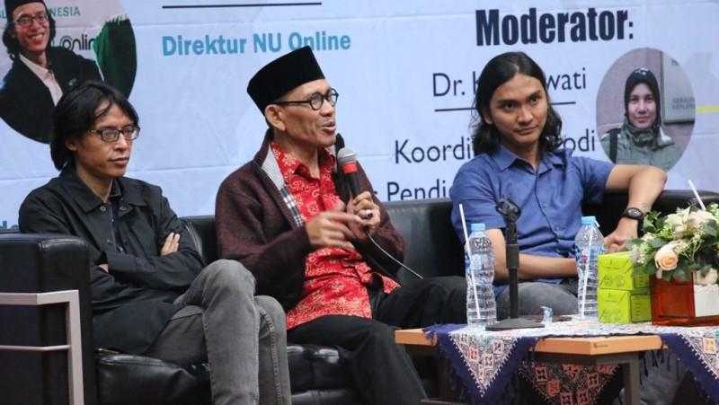 Buku 'Menjerat Gus Dur' Ungkap Bagaimana Gus Dur Dijatuhkan Oligarki Politik