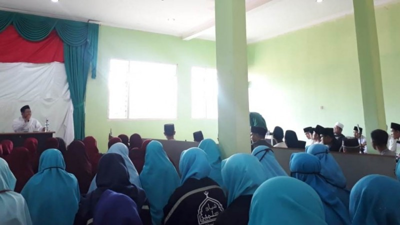 Ulama Bandung: Pecinta Rasulullah Harus Bersatu