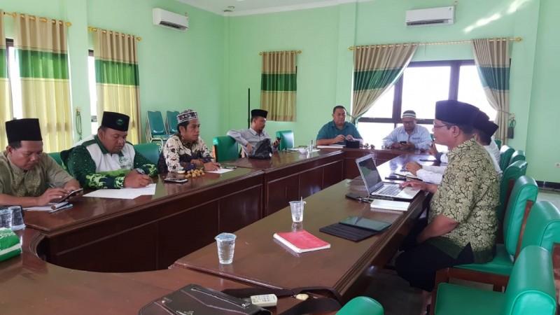 LP Ma'arif NU dan Pergunu Jombang Bersepakat Kuatkan Literasi Madrasah