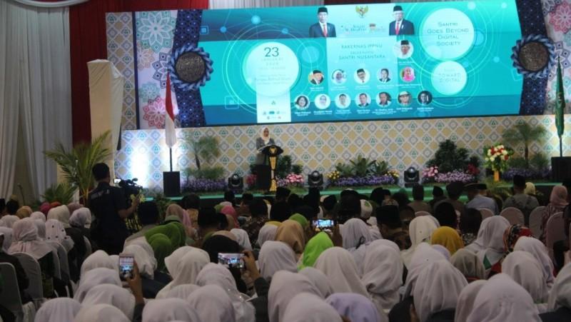 PP IPPNU Dorong Santri Kuasai Dunia Digital dan Pengembangan Ekonomi