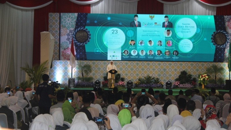 Kader IPPNU Harus Jadi Penggerak Bangkitnya Nahdlatut Tujjar