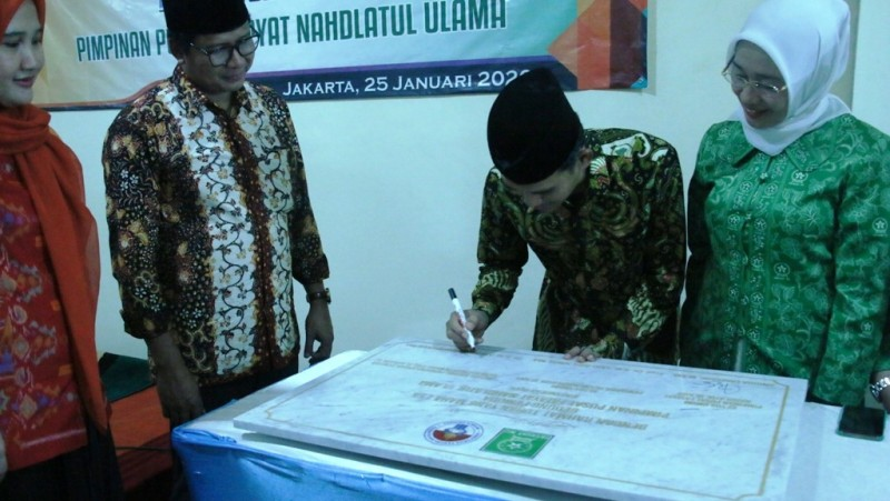 Pimpinan Pusat Fatayat Nahdlatul Ulama Resmikan Gedung Baru