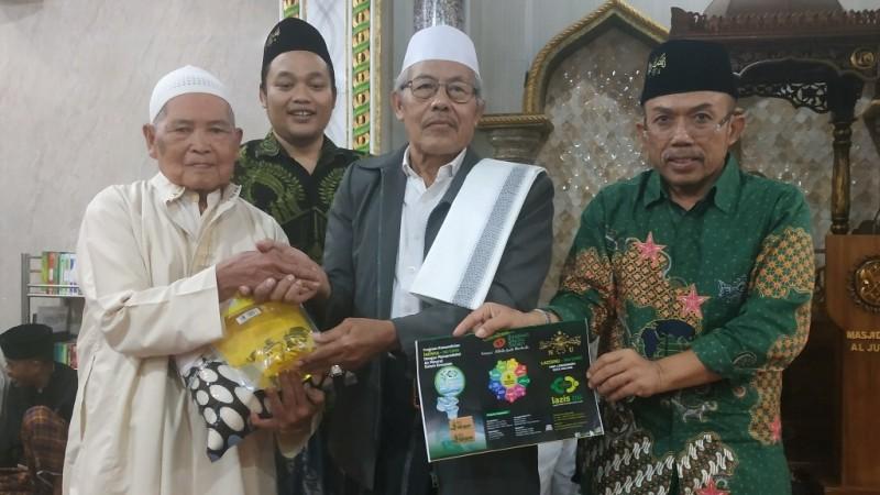 NU Lowokwaru Kota Malang Sosialisasikan NU Care