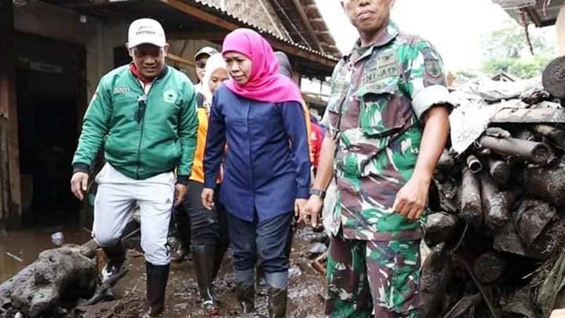 ISNU Jawa Timur Pantau Korban Banjir Bandang di Bondowoso