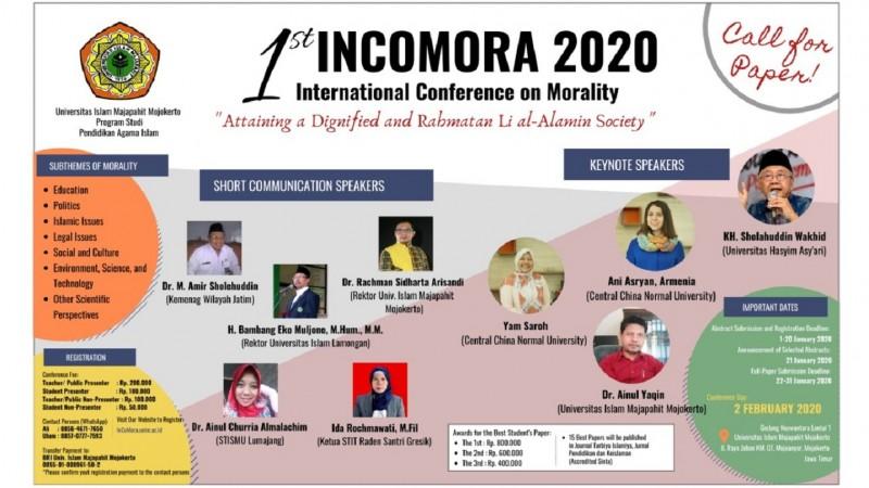 Dihadiri Tokoh Mancanegara, UNIM Gelar Konferensi Internasional Akhir Pekan Ini
