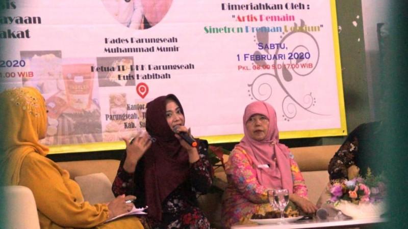 Kembangkan Desa Wisata, Parungseah Sukabumi Perlu Eksplor dan Ekspos