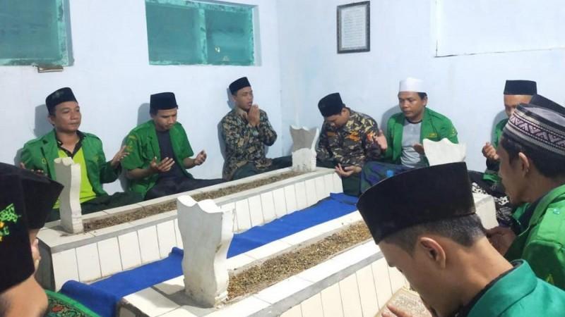 Ansor Tegal: Ziarah ke Makam Para Wali untuk Penguatan Kader