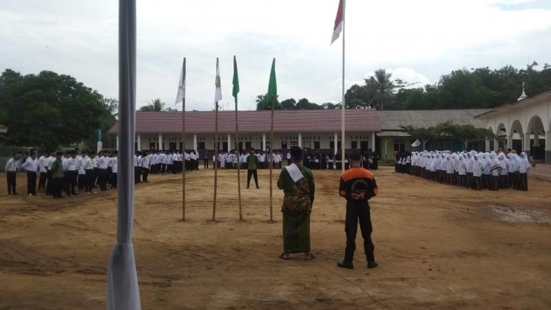 Lembaga Maarif dan Pelajar NU Lampung Tengah Siap Sukseskan Muktamar Ke-34