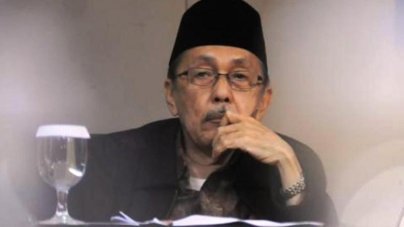Innalillahi, KH Ahmad Bagdja Meninggal Dunia