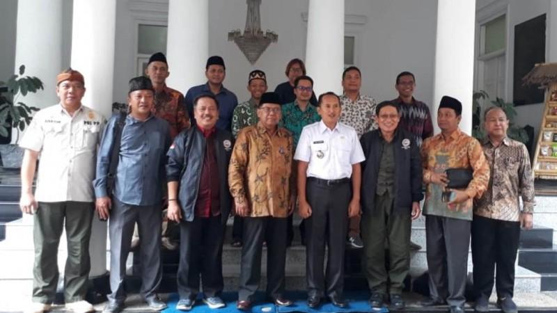 LTM PBNU Bakal Bangun Huntara bagi Warga Terdampak Banjir Lebak